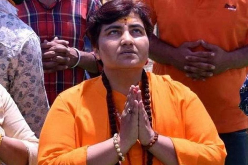 madhyap pradesh bhopal MP sadhvi pragya thakur on bjp leaders death tona totaka