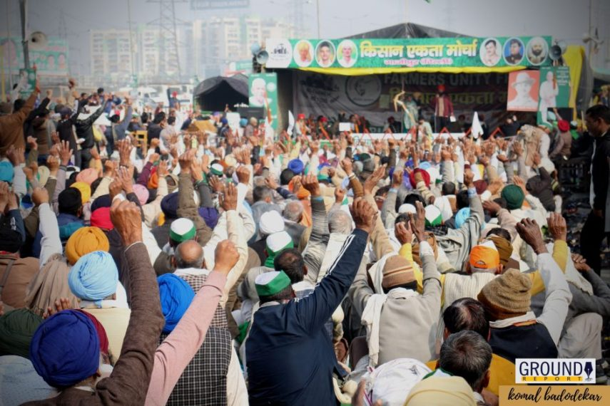 220 deaths during farmers protest