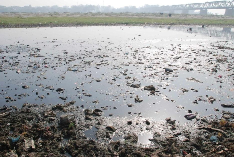 351 Polluted Rivers in India